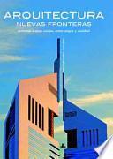 libro Arquitectura Nuevas Fronteras