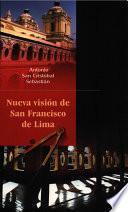 libro Nueva Visión De San Francisco De Lima