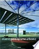 libro Nuevo Paisajismo Urbano