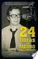 libro 24 Horas Con Jacobo Zabludovsky