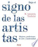 libro Bajo El Signo De Las Artistas