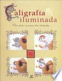 libro Caligrafía Iluminada
