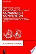 libro Conquista Y Conversión