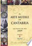 libro El Arte Mueble En Cantabria