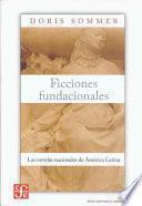 libro Ficciones Fundacionales