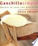 libro Ganchillo Simple/ Simple Crochet
