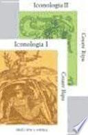 libro Iconología I Ii