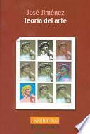 libro Teoría Del Arte