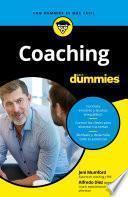 libro Coaching Para Dummies