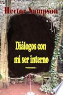 libro Dilogos Con Mi Ser Interno / Dialogues With My Inner Self