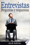 libro Entrevistas: Preguntas Y Respuestas
