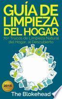 libro Guía De Limpieza Del Hogar