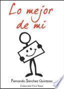 libro Lo Mejor De Mi