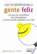 libro Los 100 Secretos De La Gente Feliz