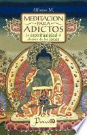 Meditacion Para Adictos: La Espiritualidad Al Alcance De Los Locos = Meditation For Addicts