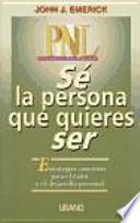 libro Sé La Persona Que Quieres Ser
