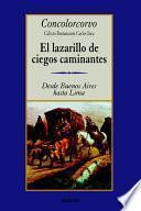 libro El Lazarillo De Ciegos Caminantes
