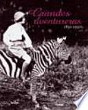 libro Grandes Aventureras 1850 1950