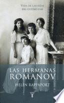 libro Las Hermanas Romanov