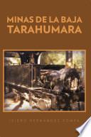 libro Minas De La Baja Tarahumara