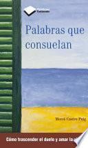 libro Palabras Que Consuelan