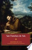 libro San Francisco De Asís
