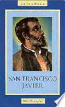 libro San Francisco Javier