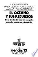 libro El Océano Y Sus Recursos