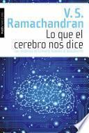 libro Lo Que El Cerebro Nos Dice