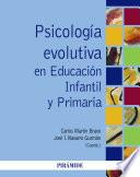 libro Psicología Evolutiva En Educación Infantil Y Primaria