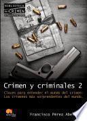 libro Crimen Y Criminales Ii