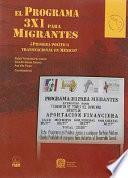 libro El Programa 3x1 Para Migrantes