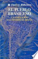 libro El Pueblo Brasileño