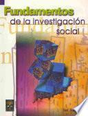 libro Fundamentos De La Investigación Social