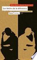 libro Los Límites De La Diferencia