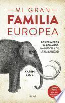 libro Mi Gran Familia Europea