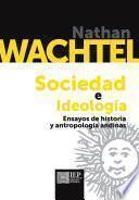 libro Sociedad E Ideología