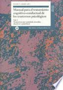 libro Trastornos Por Ansiedad, Sexuales, Afectivos Y Psicóticos