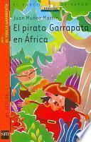 libro El Pirata Garrapata En África