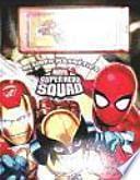 libro Super Hero Squad. Mi Libro Magnético