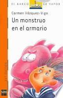 libro Un Monstruo En El Armario