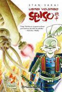 libro Usagi Yojimbo Senso