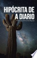 libro HipÓcrita De A Diario