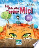 libro Las Siete Vidas Del Señor Mici