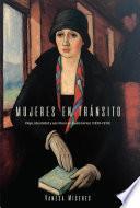 libro Mujeres En Tránsito
