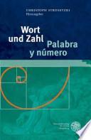 libro Wort Und Zahl/palabra Y Número