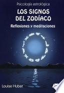 libro Los Signos Del Zodíaco: Reflexiones Y Meditaciones