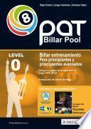 libro Billar Pool Entrenamiento Pat  Principio