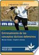 libro Entrenamiento De Los Conceptos Tácticos Defensivos