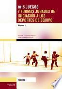 libro Mil 15 IniciaciÓn Deportes Equipo (2 Vol.)